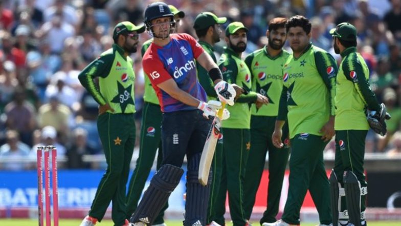 England vs Pakistan 2021, 2nd T20I Match Result: Jos Buttler, Saqib Mahmood Shine as Hosts Defeat Visitors in Second Game