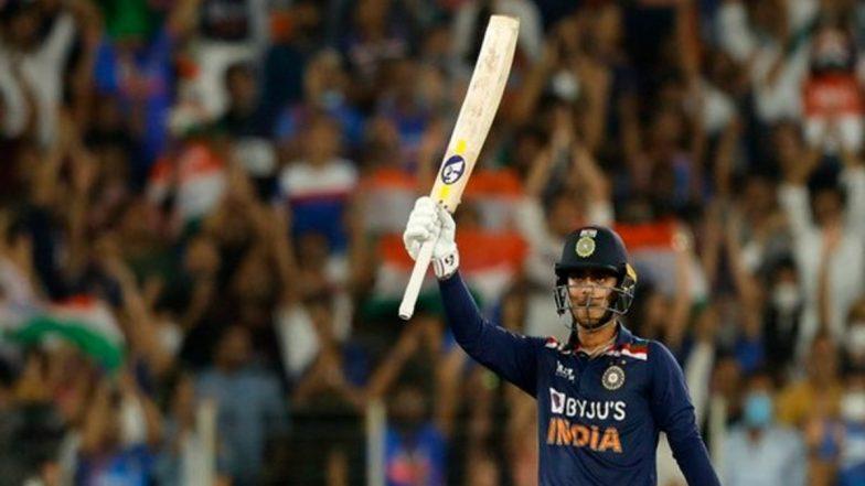 India vs Sri Lanka 2021: Ishan Kishan Registers Second-Fastest Fifty on ODI Debut