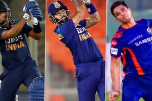 Shreyas Iyer, Suryakumar Yadav, Arjun Tendulkar Included in Players Selected for Fitness Camp by MCA