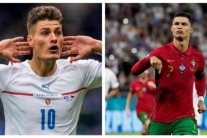 Patrik Schick Congratulates 'Idol' Cristiano Ronaldo For Winning Euro 2020 Golden Boot, Says 'This Time You Were Luckier'