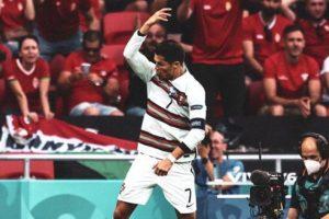 Cristiano Ronaldo Wins the Euro 2020 Golden Boot Award, Portugal Captain Scored 5 Goals in 4 Games