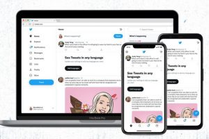 Twitter Re-Designs Its Website With New Chirp Font, High Contrast Features & Less Visual Clutter