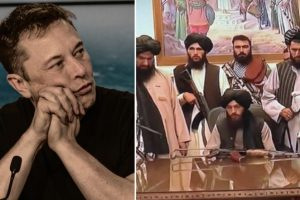 Elon Musk Shares Picture of Taliban Members Without Face Masks, Asks 'Do They Even Know About Delta Variant' (Check Tweets)
