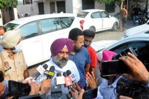 Navjot Singh Sidhu Appoints Pargat Singh as PPCC General Secretary