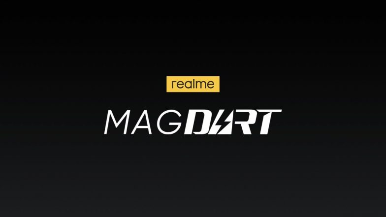 Realme Unveils MagDart Magnetic Wireless Charging Solution for Android