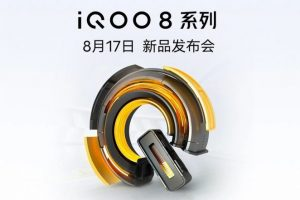 iQOO 8 Series Launch Scheduled for August 17, 2021; Here's What To Expect