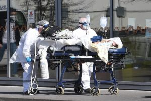 Russia: Nine COVID-19 Patients Die Due to Disruption in Oxygen Supply After Underground Pipe Burst in Vladikavkaz