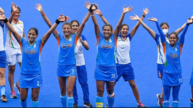 India vs Argentina, Women's Hockey, Tokyo Olympics 2020 Live Streaming Online: Know TV Channel and Telecast Details for IND vs ARG Semifinal Match