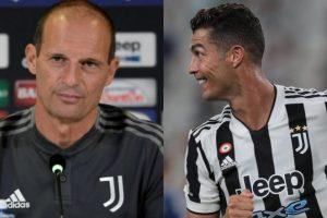 Cristiano Ronaldo Transfer News: Portugal Star Never Wanted To Leave, Says Juventus Head Coach Massimiliano Allegri