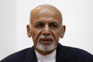 Afghanistan President Ashraf Ghani Blames 'Abrupt' US Withdrawal for Deteriorating Security