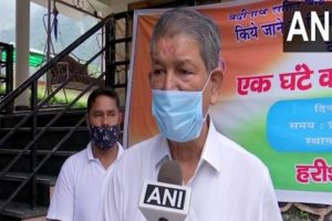 Punjab Congress Row: Several Faces in Party, One Shouldn't Be Impatient, Says Harish Rawat