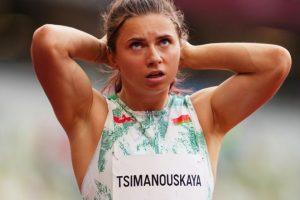 Belarus Sprinter Krystsina Tsimanouskaya Feels Safe, Looks to Sprinting Future in Poland