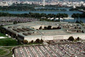 US Shooting: Pentagon on Lockdown After Gunshots Fired At Nearby Metro Station