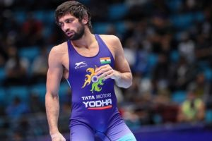 Ravi Dahiya at Tokyo Olympics 2020, Wrestling Live Streaming Online: Know TV Channel & Telecast Details for Men's 57kg Freestyle 1/8 Final and QF Coverage