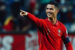 Manchester United Congratulate Cristiano Ronaldo On Becoming Top Scorer In Men's International Football