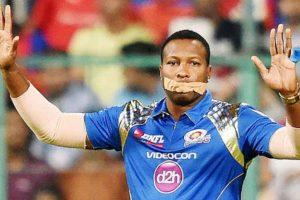 IPL Controversies- Part 20: Kieron Pollard Tapes His Mouth in 2015