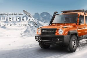 2021 Force Gurkha SUV Unveiled in India; Check Features & Specifications Here
