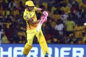 IPL 2021: CSK Could Suffer From a Major Setback as Faf Du Plessis Picks up a Groin Injury During CPL 2021 Match
