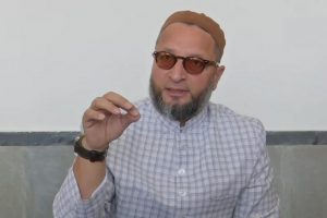 Muslims Have Been Cheated in the Name of Secularism, Says Asaduddin Owaisi While Launching Political Campaign From Ayodhya