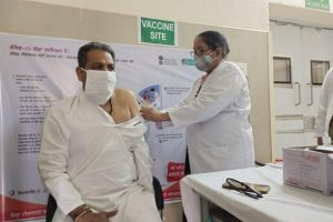 India Administers Over 61 Lakh COVID-19 Vaccine Doses in Past 24 Hours
