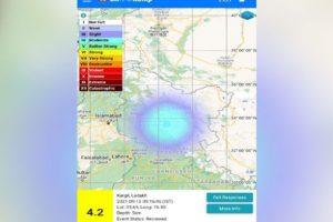 Earthquake in Leh: Quake of 4.2 Magnitude Hits Alchi