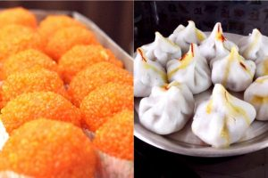 Ganesh Chaturthi 2021 Bhog Dishes: Modak, Gujiya, Motichoor Ladoo - One Cannot Miss Out On These Sweets!