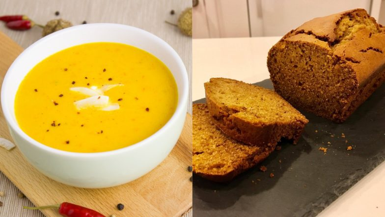Fall 2021: From Ginger Pumpkin Soup to Maple Pumpkin Bread, 5 Healthy Pumpkin Recipes Perfect For Autumn