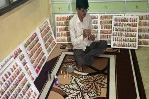 Ganesh Chaturthi 2021: Nashik Artisan Sanjay Carves Ganesha Idols on Nails, Areca Nuts