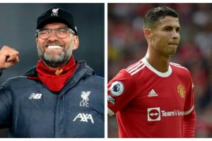 Jurgen Klopp Unhappy With Cristiano Ronaldo's Move To Manchester United, Liverpool Boss Admits Being Surprised About CR7's Decision to Quit Juventus (Watch Video)