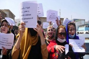 Afghanistan Crisis: Women Seek 'Right to Return' to Government Jobs