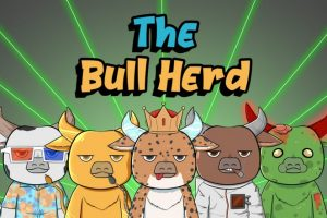 The Bull Herd, a New NFT Collection, Brings a Unique Concept to the Metaverse