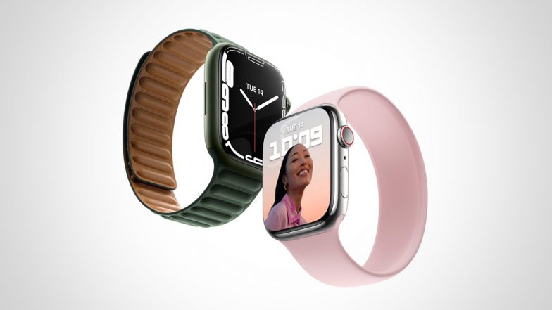 Apple Watch Series 7 With Redesigned Display & New Features Launched, Priced From $399