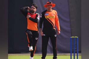 IPL 2021: Afghan Players Rashid Khan, Mohammad Nabi Have Joined Team and Are Undergoing Quarantine, Says Sunrisers Hyderabad Official