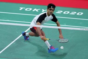 Suhas Yathiraj Settles for Silver in Paralympics 2020 in Men's Singles SL4 Match: President Ram Nath Kovind, PM Narendra Modi, Viren Rasquinha, Deepa Malik & Others Hail Noida DM