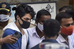 Aryan Khan Drugs Case: NCB Records Statement of Shah Rukh Khan's Driver, Arrests 1 More Person in Cruise Ship Raid Case