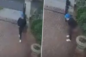 Bizarre! 'Poo Cyclist' Flees After Defecating In Stranger's Driveway In Melbourne's Brighton (Video)