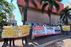 Sri Lankans Protest Against Pakistan for Supporting Taliban in Afghanistan