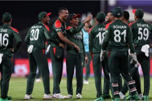 Sri Lanka vs Bangladesh, T20 World Cup 2021 Live Streaming Online: Get Free TV Telecast of SL vs BAN, Group 1 Super 12 Match of ICC Men's Twenty20 WC With Time in IST