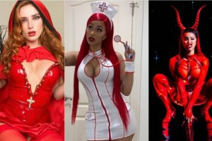 Halloween 2021 Sexy Costumes: From OnlyFans Star Bella Thorne-Inspired Hot Vampire Costume to Cardi B's Sexy Nurse Look, Drool-Worthy Ways to Dress Up on October 31