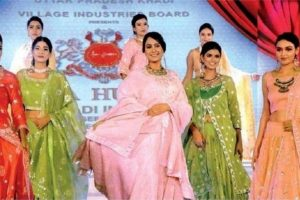 Azadi Ka Amrit Mahotsav: Khadi Lehengas in Bridal Wear Fashion Show Says Its All