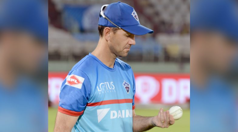 Ricky Ponting Posts an Emotional Message After Delhi Capitals Fails to Seal a Spot in the Finals of IPL 2021