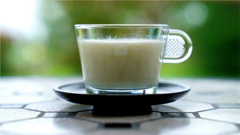 Study Explains Why Warm Milk Makes You Sleepy