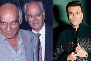 Karan Johar Shares an Unseen Picture of Yash Johar and Yash Chopra, Calls Them His 'Strength'