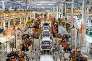 Mazda Huntsville Plant Set to Boost the US Economy by Outstanding Parts Planning