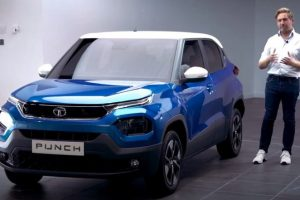 Tata Punch SUV Unveiled in India; Check Bookings, Expected Prices & Specifications