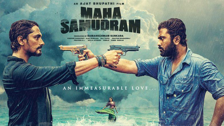 Maha Samudram: Sharwanand, Siddharth and Aditi Rao Hydari's Film Hit Theatres