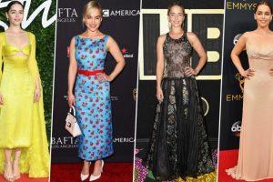 Emilia Clarke Birthday: Let's Witness an Array of Fashion Outings By 'Khaleesi' Herself (View Pics)